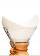 CHEMEX COFFEE FILTERS - 100 CHEMEX BONDED FILTER SQUARES FS-100