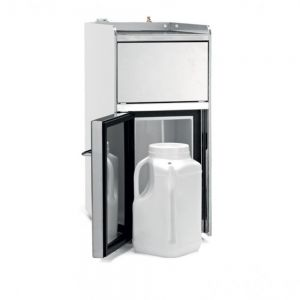 FAEMA Barcode Refrigerated unit with frothed cold milk function