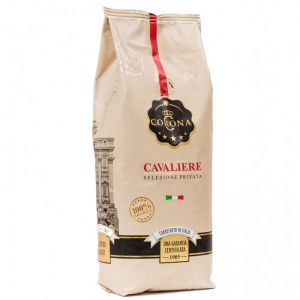 Corona Cavaliere  Ground Coffee 1KG. 