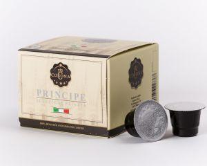 Corona Principe Capsules .  100% Arabica Coffee Beans