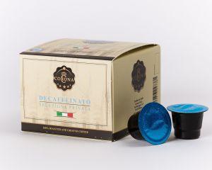 Corona Decaffeinated Capsules  Decaf Coffee