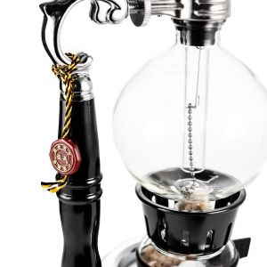 YAMA GLASS 5 CUP TABLETOP SIPHON (SYPHON) (ALCOHOL BURNER)