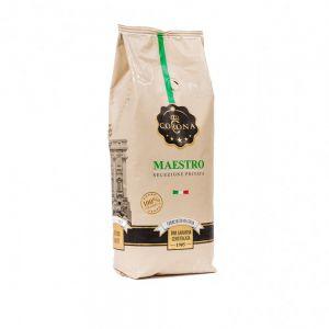 Corona Maestro Coffee Beans 1KG.  Dark Roasted Coffee Beans