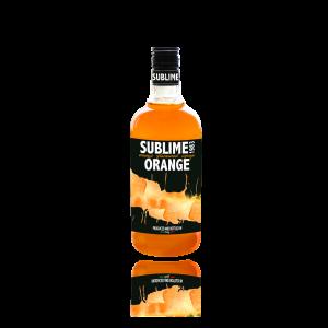 Sublime Orange Syrup