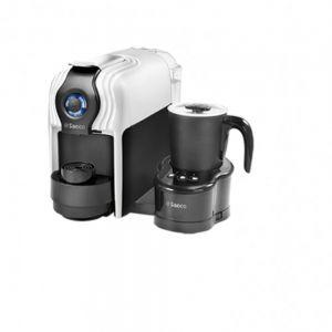 Saeco Milky Capsule Machine.  Milk Frothing