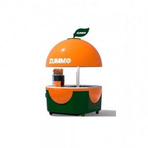 ZUMMO ZK Fresh Orange Juice